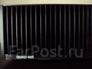 Усилитель мощности легенда quad 405 в классе -б- и ремонт ламповых уси