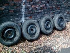 Продам колёса на Ниссан. x14 4x114.30 ЦО 73,0мм.