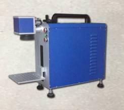 Оптоволоконный лазерный гравер по металлу JL-KA (20W). Под заказ