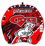 Надувной аттракцион AirHead Air Head G-Force 3, трёхместный. Под заказ