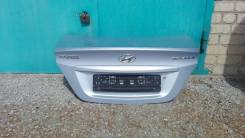 Багажный отсек. Hyundai Solaris