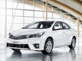 Ветровик на дверь. Toyota Corolla, 18, 10, 16