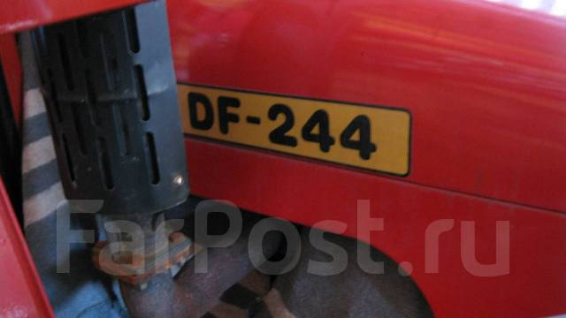Dongfeng. Продается минитрактор DF-244, 1 500 куб. см.