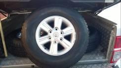 Колёса Toyota Hilux. x15