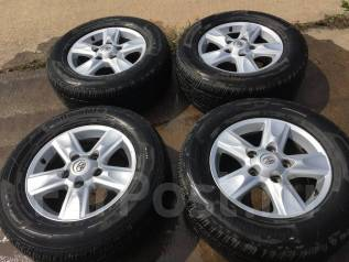 Продам колёса Toyota LC200. 8.0x18 5x150.00