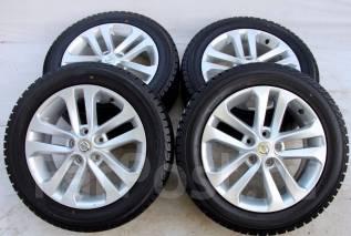 Колёса с шинами =Nissan= R17! 2013 год! Новые! (№ 56287). 7.0x17 5x114.30 ET45