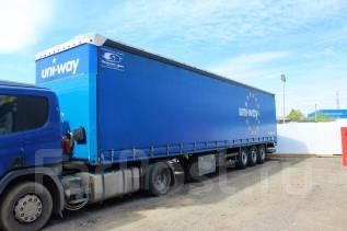 Schmitz. Шторный полуприцеп Без пробега по РФ 2011 года выпуска, 39 000 кг.