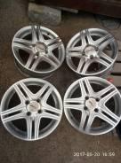 RS Wheels. 6.0x14, 4x100.00, ET39, ЦО 67,0мм.