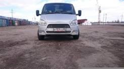 ГАЗ 2217 Баргузин. Баргузин, 2 700 куб. см., 7 мест