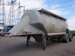 Бецема ТЦ-21. Продается полуприцеп цементовоз 9601, 30,00куб. м.