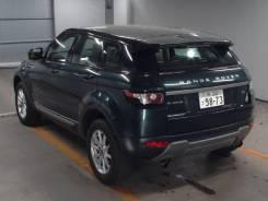 Land Rover Range Rover Evoque. автомат, передний, бензин, б/п, нет птс. Под заказ
