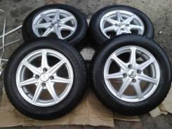 Колеса185/65 R14 4x100 5.5J ET42 4 шт. 5.5x14 4x100.00 ET42 ЦО 73,0мм.