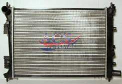Радиатор охлаждения двигателя. Hyundai: i10, Solaris, Veloster, Accent, i20 Kia Rio, UB Kia Pride Двигатели: G4FA, G4FC