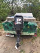 Suzuki. 50,00л.с., 4х тактный, бензин, Год: 2014 год
