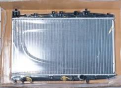 Радиатор охлаждения двигателя. Toyota Yaris, NCP11 Toyota Echo, NCP11 Toyota Succeed, NLP51 Toyota Probox, NLP51 Двигатели: 2NZFE, 1NDTV