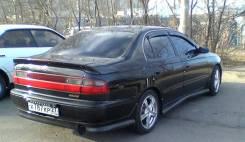 Обвес кузова аэродинамический. Toyota Corona, ST190