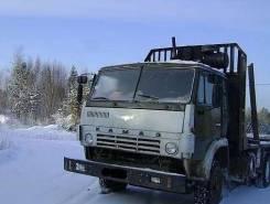 Камаз 53212. Продам Лесовоз Камаз, 10 000 куб. см., 16 000 кг.
