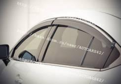 Ветровик на дверь. Mazda Mazda6