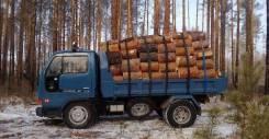 Продам дрова с доставкой по городу и району