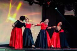 Бальные танцы, соло-латина, набор взрослых (Первая речка, Дальпресс)