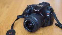 Sony Alpha SLT-A57. 15 - 19.9 Мп