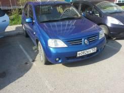 Renault Logan. механика, передний, 1.6 (87 л.с.), бензин, 87 000 тыс. км