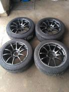 Advan Racing RZ. 8.5x17, 5x114.30, ET31
