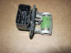 Резистор вентилятора охлаждения. Kia Mohave Kia Rio Kia Cerato Hyundai Solaris Hyundai i40 Hyundai i20 Hyundai Veloster