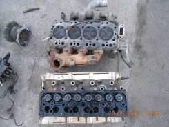 Головка блока цилиндров. Nissan Atlas Nissan Datsun Двигатель TD27