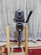 Yamaha. 5,00л.с., 2х тактный, бензин, нога S (381 мм), Год: 2014 год