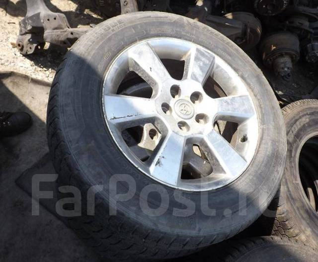 Комплект колес TOYOTA HARRIER, MCU36; 225/65R17