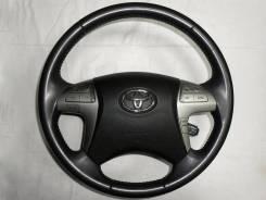 Руль. Toyota: Altezza, Camry, Blade, Estima Hybrid, Highlander, Mark X Zio, Auris, Aurion, Allion, Allex, Avensis, Voxy, Noah, Corolla, Avalon, Premio...