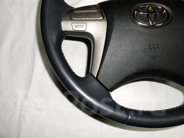 Руль. Toyota: Premio, Allion, Mark X Zio, Aurion, Allex, Aristo, Voxy, Avensis, Camry, Noah, Estima Hybrid, Corolla, Altezza, Avalon, Auris, Blade, Kl...