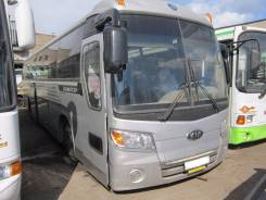 Kia Granbird. Туристический автобус KIA Granbird Parkway,2010 г. в., 11 149 куб. см., 45 мест