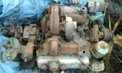 Двигатель в сборе. ХТЗ Т-150