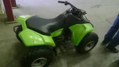 Kawasaki KFX 80. исправен, без птс, без пробега