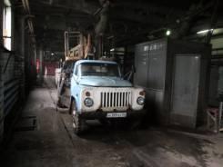 ГАЗ 53-12. Автовышка АГП-12 на шасси ГАЗ 5312 1987 года выпуска. двигатель 511, 3 000 куб. см., 12 м.