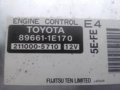 Блок управления 4wd. Toyota Corolla, EE103, EE104 Toyota Caldina, ET196 Toyota Sprinter, EE104, EE103 Двигатель 5EFE