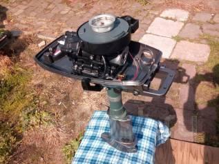Tohatsu. 5,00л.с., 2-тактный, бензиновый, нога S (381 мм), Год: 2002 год