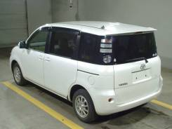 Toyota Sienta. автомат, передний, бензин, б/п, нет птс. Под заказ