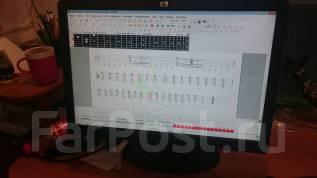 "HP. 19"" (48 см), технология LCD (ЖК)"