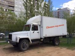 ГАЗ 3307. Продается грузовик газ 3307, 3 000 куб. см., 4 500 кг.