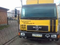 MAN 8. 153 обмен на легковое авто, 4 800 куб. см., 3 000 кг.