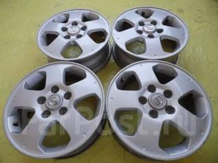 Nissan. 5.5x15, 5x114.30, ET45