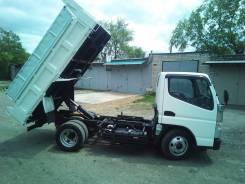 Mitsubishi Canter. Продам самосвал 3 тонны, 3 000 куб. см., 3 000 кг.