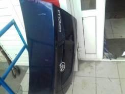 Крышка багажника. Toyota Corolla, NZE121