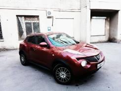 Nissan Juke. вариатор, передний, 1.5 (114 л.с.), бензин, 99 000 тыс. км