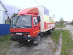 DAF LF 45. DAF LF45, 5 800 куб. см., 4 000 кг.