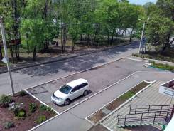 Гостинка, улица Фрунзе 54. Комсомольская, агентство, 24 кв.м. Вид из окна днем