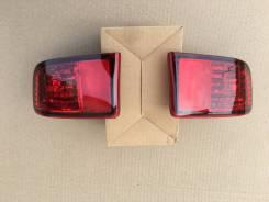Защита стоп-сигнала. Toyota Land Cruiser Prado, GRJ120, GRJ120W, KDJ120, KDJ120W, KZJ120, LJ120, RZJ120, RZJ120W, TRJ120, TRJ120W, VZJ120, VZJ120W